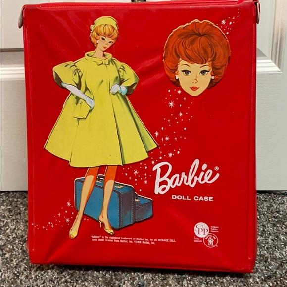 1959 Vintage Barbie Doll Case